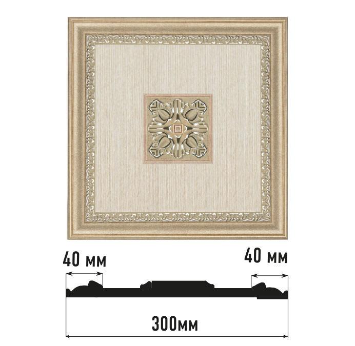 Декоративное панно DECOMASTER D31-59 (300*300*32мм)