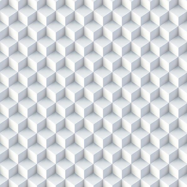 Фотообои Белые кубики