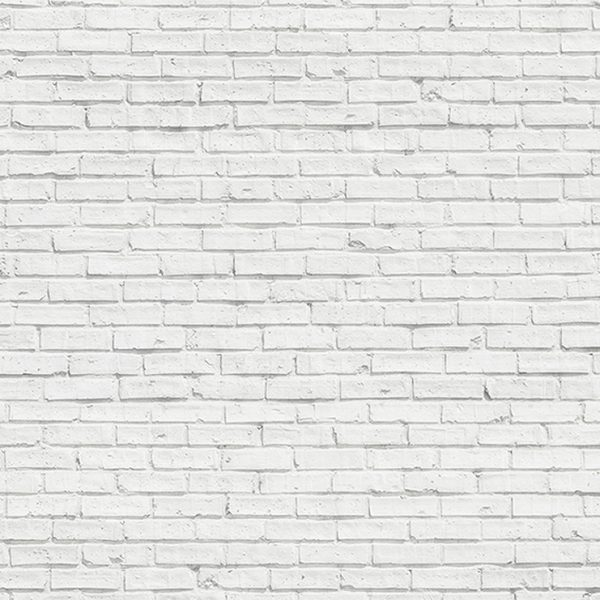 Фотообои Кирпичная стена белая