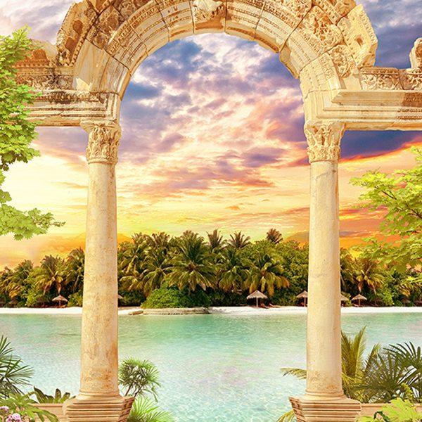 Античная арка