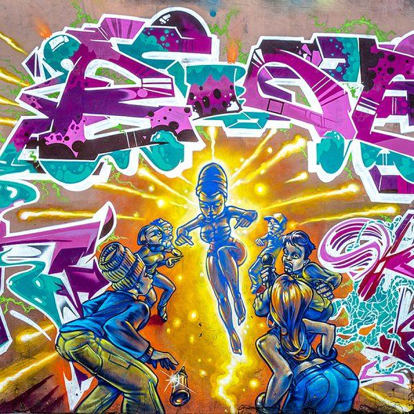 Граффити дэнс