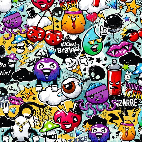 Граффити микс