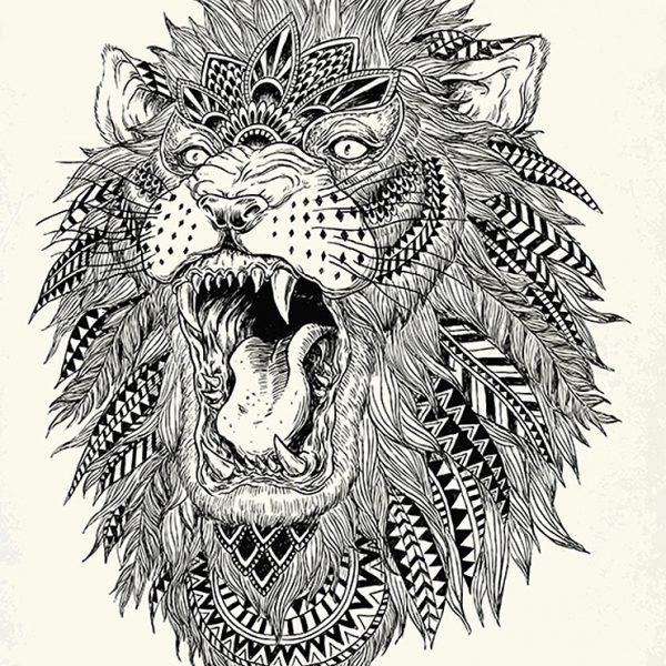 Лев этно