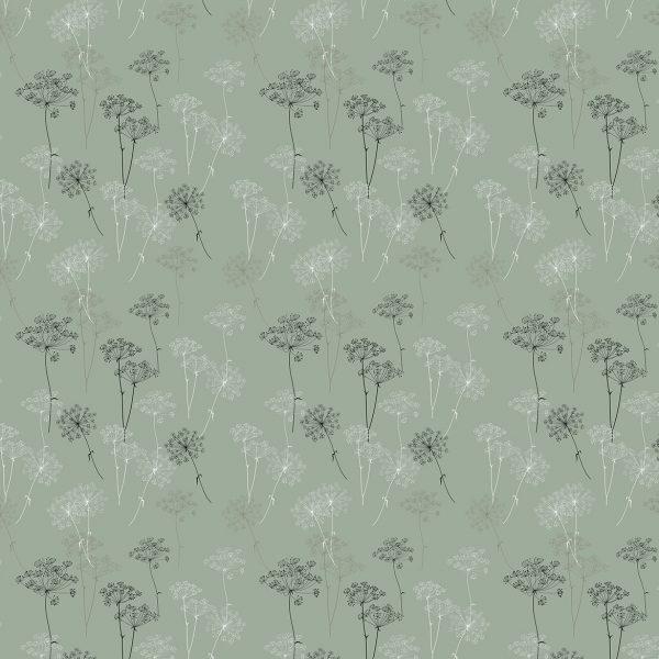 Веточки укропа (зеленый)