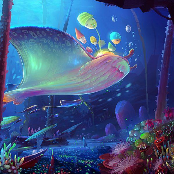 Волшебный мир глубин